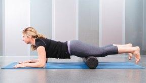 Ahora cambia hacia la parte anterior de tus muslos.