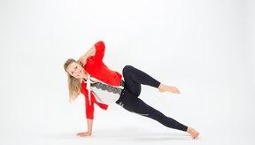 Plancha lateral con flexión de rodilla