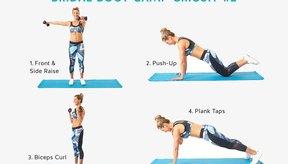 Concéntrate en tu pecho, hombros y bíceps.