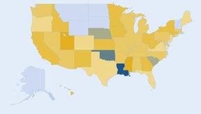 Aquí es donde las personas tienen la mayor y menor cantidad de parejas sexuales en Estados Unidos.