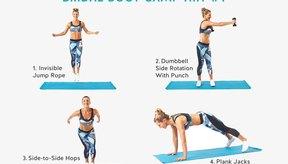 Tus últimos ejercicios de alta intensidad!