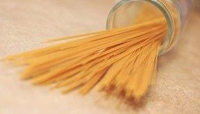 Cocina spaghetti con hasta tres días de antelación para ahorrar tiempo.