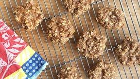 ¡Estas galletas caseras no requieren mantequilla, harina ni azúcar!