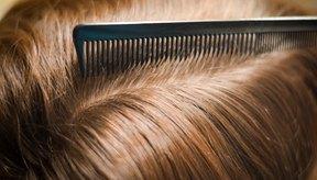 Enjuaga el cabello y peina como de costumbre.