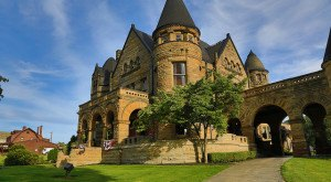 Here Are 15 Castles You Might Not Have Noticed Hiding In Pennsylvania