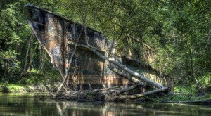 This Unexpected Footage Explores Ohio's Own Legendary Ghost Ship