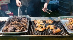 The International BBQ Cook-off In North Carolina Is Everything You'll Want To Do