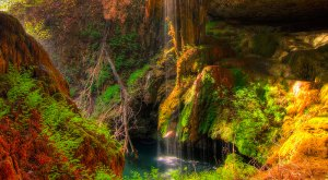 These 8 Secret Beautiful Waterfalls Are Hiding Right Here In Texas