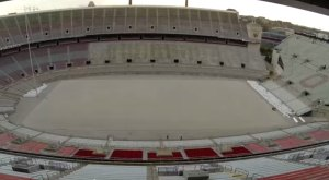 You've Seen Ohio State's Football Stadium But You've Never Seen It Like THIS