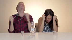 Watching New Yorkers Try North Carolina Moonshine Is Hysterical