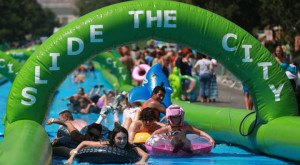 This Epic 1,000 Foot Slip 'N Slide Is Coming To Kentucky… And It's AWESOME