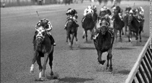 The Moment Secretariat Wins The 1973 Kentucky Derby Will Give You Goosebumps