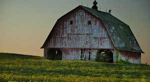 You Will Fall In Love With These 15 Beautiful Old Barns In Iowa