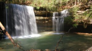 Most People Don't Know These 9 Amazing Waterfalls Are Hiding In Alabama