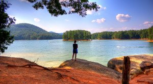 These 10 Amazing Swimming Holes In Georgia Will Make Your Summer Epic