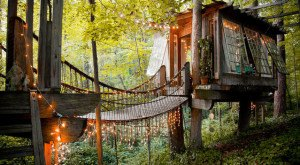 6 Mountain Cabins And Treehouses In Georgia You Won't Believe