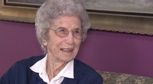 98-Year Old North Carolina Woman Shares Her Secret For A Long, Healthy Life