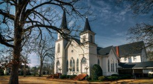 9 of the Most Beautiful Churches in Georgia