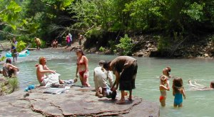 Here Are 29 Arkansas Swimming Holes That Will Make Your Summer Memorable