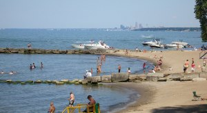 These 8 Beaches In Ohio Are Ideal For A Relaxing Summer Adventure
