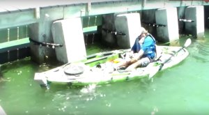 What This Man In Florida Caught In A Kayak Is Downright Shocking – WHOA