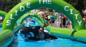 This Huge 1,000 Foot Waterslide Is Coming To Michigan… And It's Awesome