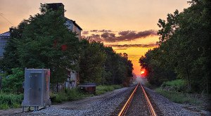 These 8 Beautiful Sunrises In Indiana Will Have You Setting Your Alarm