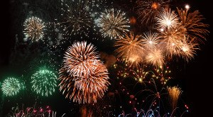 23 Awesome Firework Shows In Mississippi That Will Blow You Away