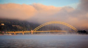 You'll Want To Cross These 14 Amazing Bridges In Pennsylvania