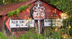 11 Abandoned Places In Alabama That Nature Is Reclaiming
