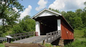 You Will Fall In Love With These 20 Beautiful Covered Bridges In Ohio