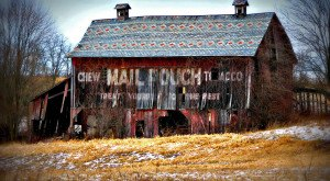 You Will Fall In Love With These 20 Old Beautiful Barns In Ohio