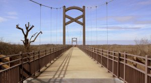You'll Want To Cross These 15 Amazing Bridges In Tennessee