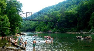 Here Are 7 Swimming Holes In West Virginia That Will Make Your Summer Epic