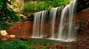 10 Breathtaking Kansas Waterfalls Just Waiting To Be Discovered