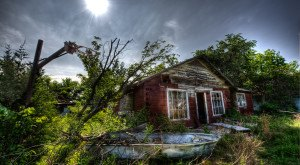 10 Abandoned Places In Oklahoma That Nature Is Reclaiming