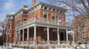 10 MORE Historical Houses In Indiana You'll Want To Visit For Their Incredible Pasts