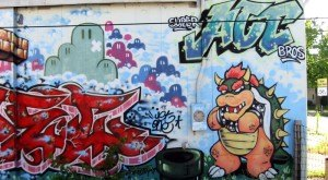 13 Pieces Of Graffiti In Indiana So Brilliant They Should Be In A Museum
