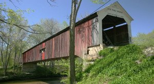 You'll Want To Cross These 10 Amazing Covered Bridges In Indiana