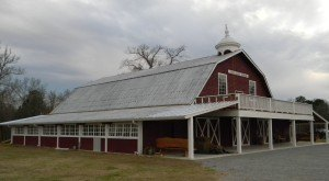 These 10 Charming Barns In Alabama Are Perfect For Hosting Your Next Event