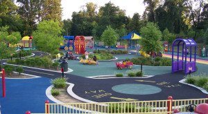 9 Amazing Playgrounds In Virginia That Will Make You Feel Like A Kid Again