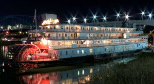 We Found A Bone Chilling Video of the Delta Queen Ghost – Watch if You Dare!