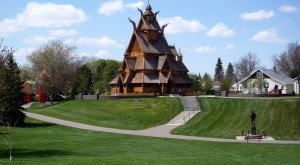 These 10 Pieces Of Architectural Brilliance In North Dakota Could WOW Anyone