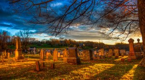 These 13 Beautifully Haunting Cemeteries In New Jersey Will Give You Goosebumps