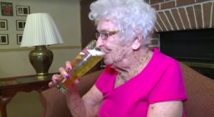 This 100 Year Old Pennsylvania Woman's Secret To Long Life Is Hilarious