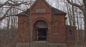 Urban Exploration: Someone Went Inside This Abandoned Church In Indiana