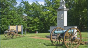 10 Places In Mississippi Where Deadly Evidence Of War Remains