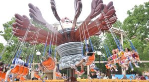 10 Amazing Playgrounds In Texas That Will Make You Feel Like A Kid Again