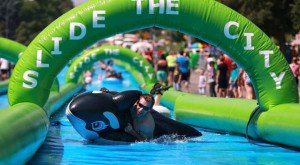 This Huge 1,000 Foot Waterslide Is Coming To Oregon… And It's Awesome