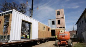 Take A Virtual Tour Of This New Michigan Apartment Building Made Of Shipping Containers